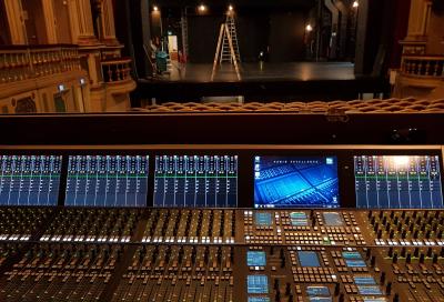 In pictures: The Erlangen Theatre with modernised AV equipment