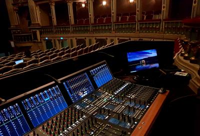 Erlangen Theatre gets 3D sound reinforcement via Nexus and Crescendo-T by Stage Tec