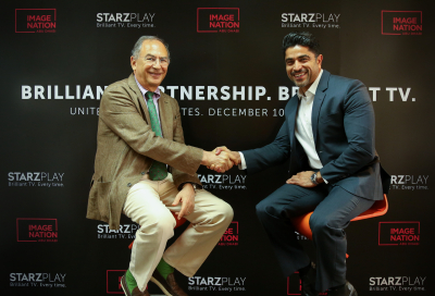 StarzPlay and Image Nation Abu Dhabi to produce original content series