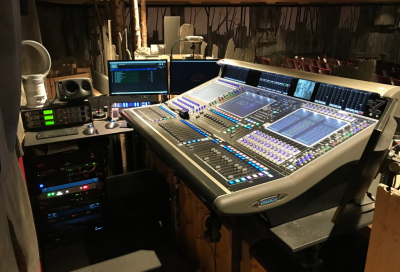 Stage Sound Services make DiGiCo Quantum 7 investment
