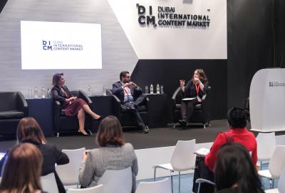 In pictures: Dubai International Content Market 2019