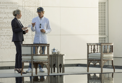 Watch: Michael Bay's adventure of Abu Dhabi's shooting locations