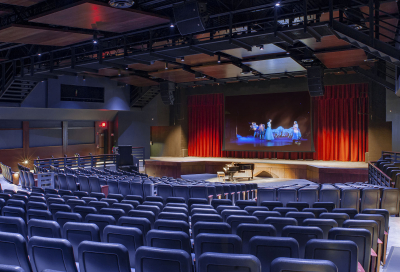 Goshen High School Prepares for the Future with L-Acoustics ARCS WiFo