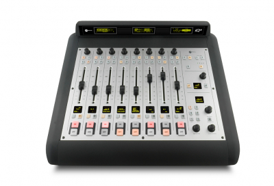 Telos Alliance Axia iQx console update adds automix capabilities