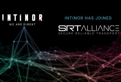 Intinor joins SRT alliance