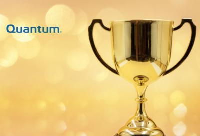 Quantum wins Technology & Engineering Emmy Award