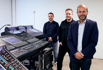 In pictures: Nordic Rentals invests in DiGiCo SD12s, SD10s and SD5s