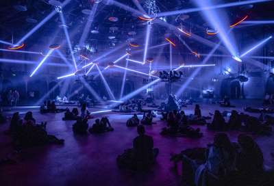 In pictures: Skalar 360 reimagined for nightclub in Amsterdam