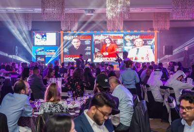 REVEALED: Venue for Digital Studio Awards 2020