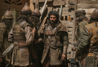 In pictures: 4 things about Arabic drama Kingdoms of Fire