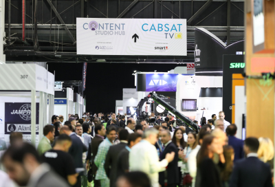Around the corner: CABSAT 2020