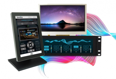 Densitron plans control surface and display showcase for NAB Show 2020