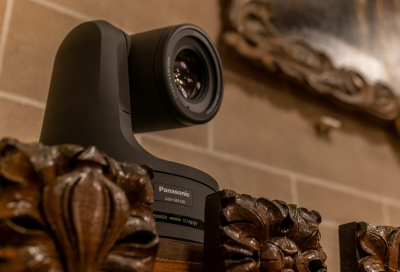 UK Supreme Court installs PTZ cameras for transparency in the courtroom