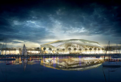 Etihad Arena grand opening on schedule despite coronavirus fears