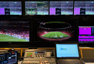 BT Sports demos first live sports broadcast in 8K