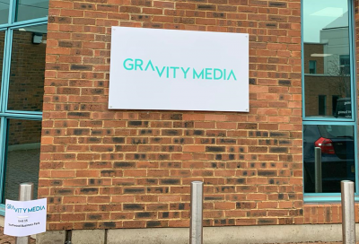 Gravity Media's UK moves to bigger facility