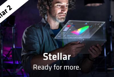 ARRI's new Stellar 2 is a smart lighting control app