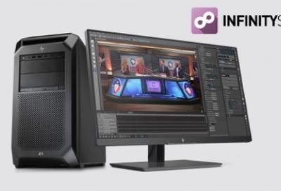 InfinitySet 4 revolutionizes virtual production workflows