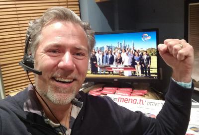 Mena.tv adjudged Distributor Initiative of the Year 2020