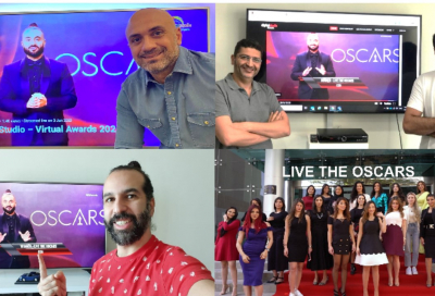 OSN's coverage of the Oscars wins big at DS Awards