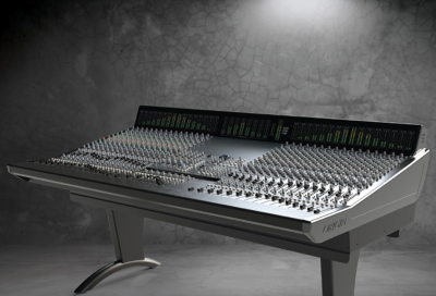 Solid State Logic launches pure analogue mixing console