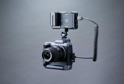 Atomos release version for Ninja V  with Fujifilm GFX100