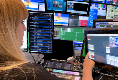 Installing a complete newsroom remotely in a pandemic