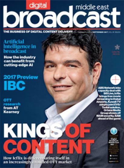 Digital Broadcast Middle East - September 2017