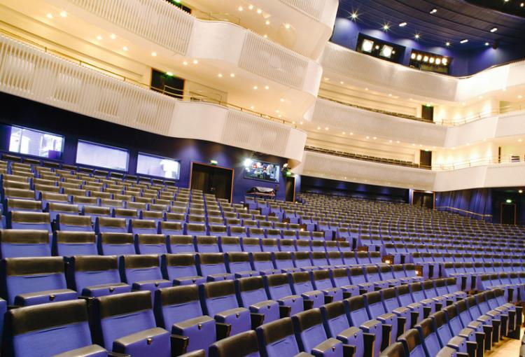 Aalto theatre installs new Riedel Artist system