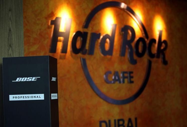Bose Professional, HRC Dubai ink agreement