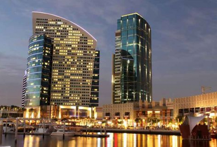 Dubai Festival City signs 'spectacular' attraction