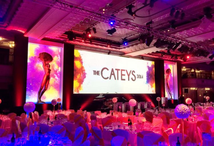 Eclipse supplies 2014 Catey Awards