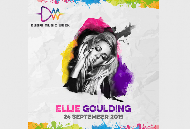 Ellie Goulding to perform at Dubai Music Week 2015