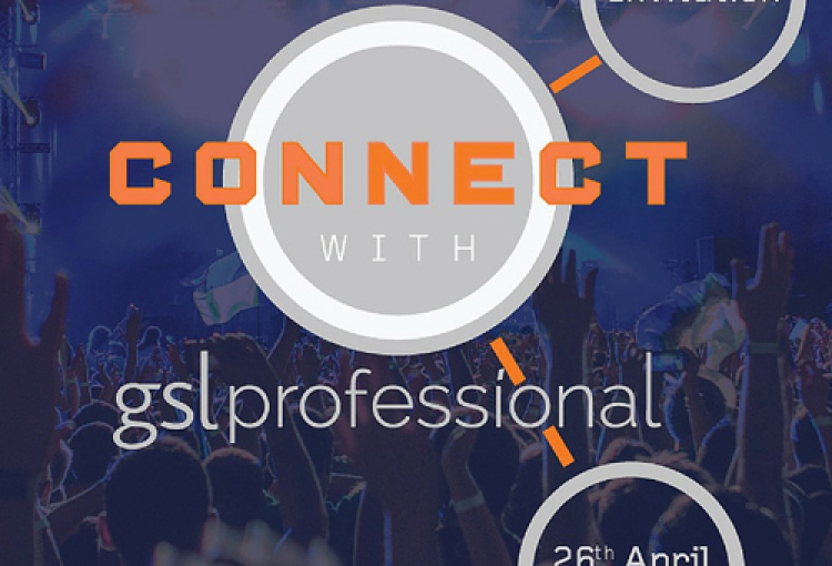 Tour sound seminar announced by GSL Professional
