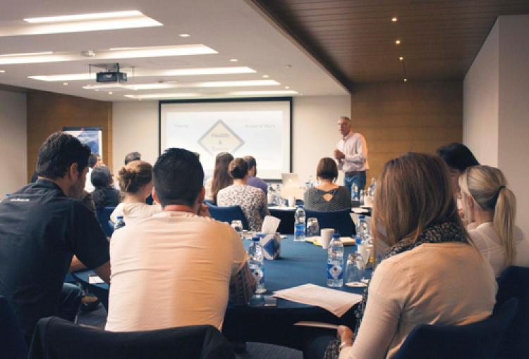 ILEA hosts first Health & Safety workshop