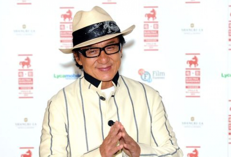 Jackie Chan returns to shoot second film in Dubai