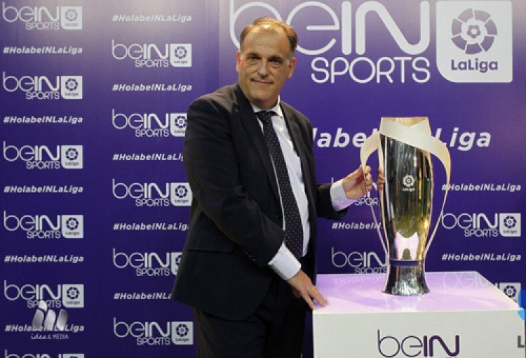 BeIN launches new La Liga channel in Spain
