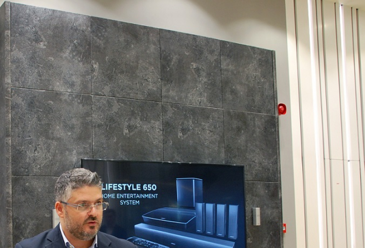 Bose launches new consumer focused audio systems