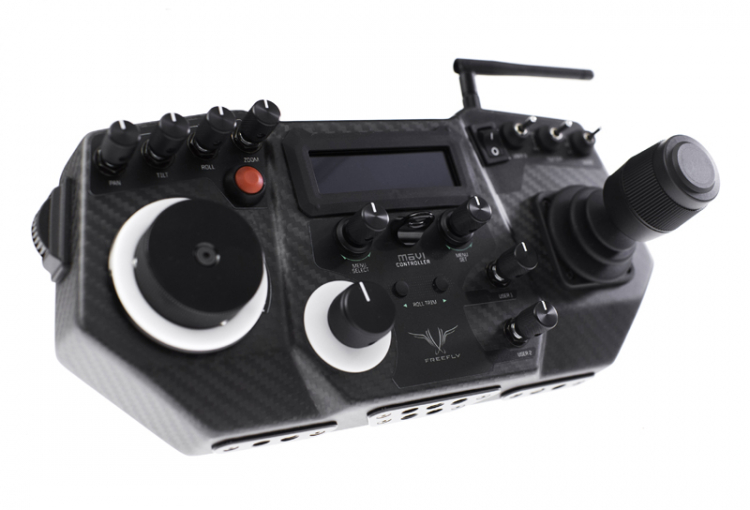 New MoVI Controller begins shipping