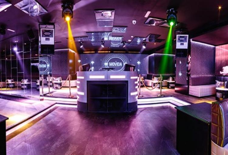 Movida Dubai relaunches with high-end AV systems