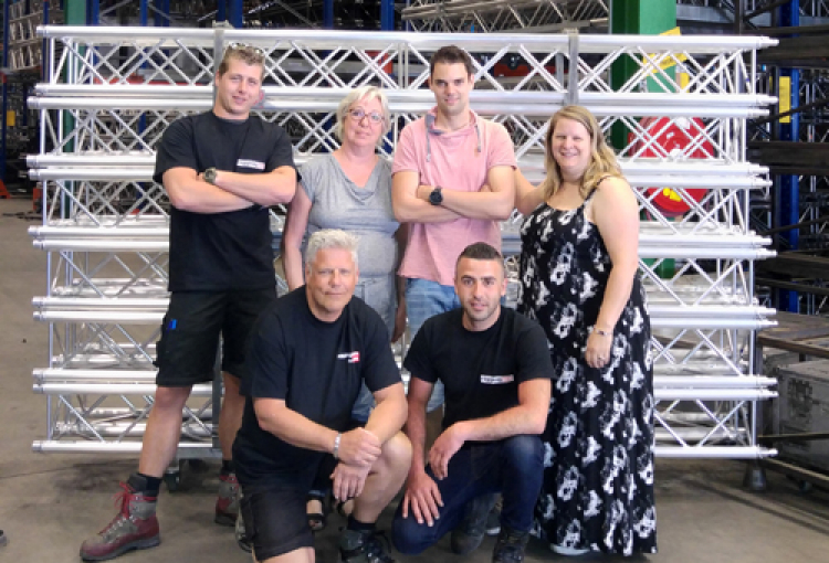 Rigging Box invests in Prolyte truss