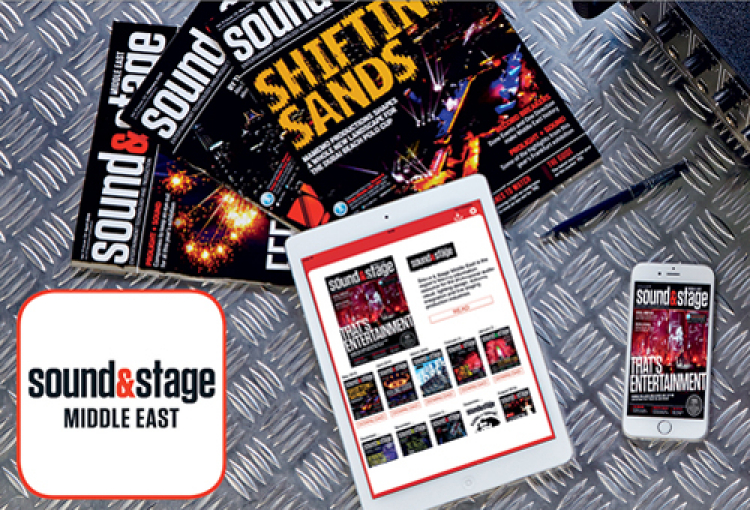 Sound & Stage mobile app: get your FREE download