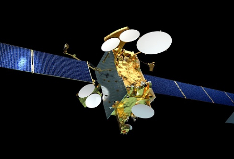 SES-12 satellite goes live over Middle East
