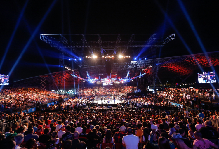 Abu Dhabu Media bags MENA rights for UFC