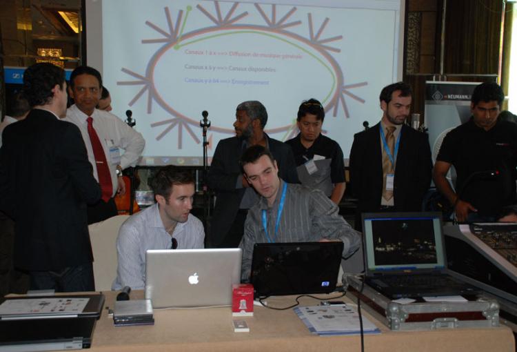 Sennheiser and Venuetech host digital audio event