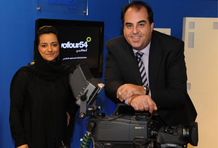 Twofour54 secures alliance with Emirati filmmaker