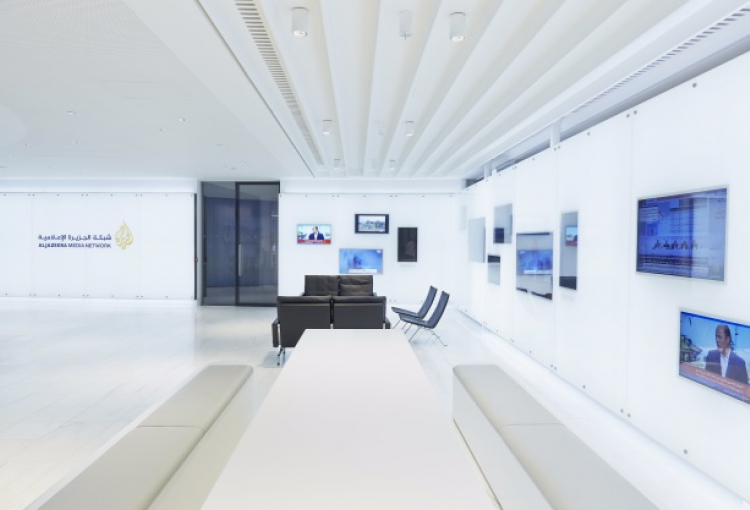 Al Jazeera installs Teracue tech in UK studio