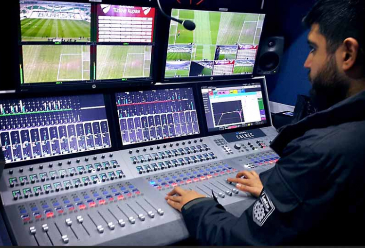 Turkey's HD Protek upgrades OB van audio kit