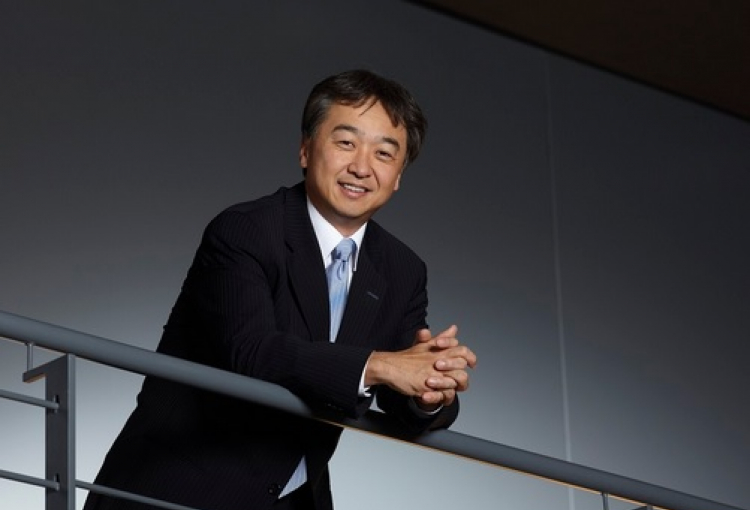 Panasonic names new MD for MEA