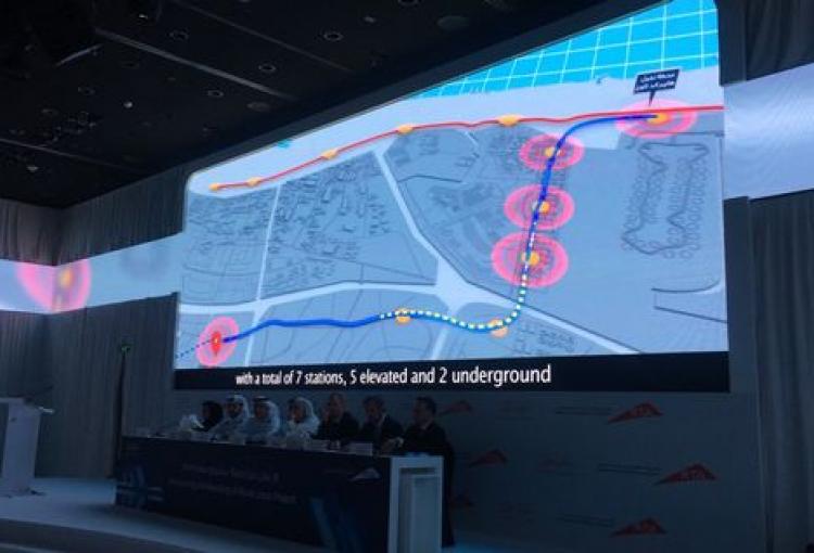 Expo 2020 site to get Dubai Metro link